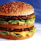 Big Mac® Hamburger de McDonald's